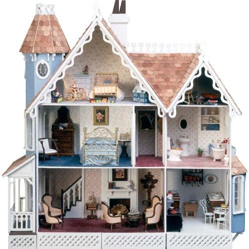 Greenleaf McKinley Dollhouse