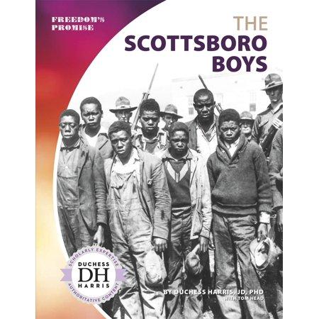 Tom Head - The Scottsboro Boys