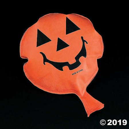 Jack-O'-Lantern Whoopee Cushions - Novelty Toys & Magic & - Whoopee Toy Shop
