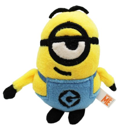 Minions Stewart Mini Plush Toy (3in)