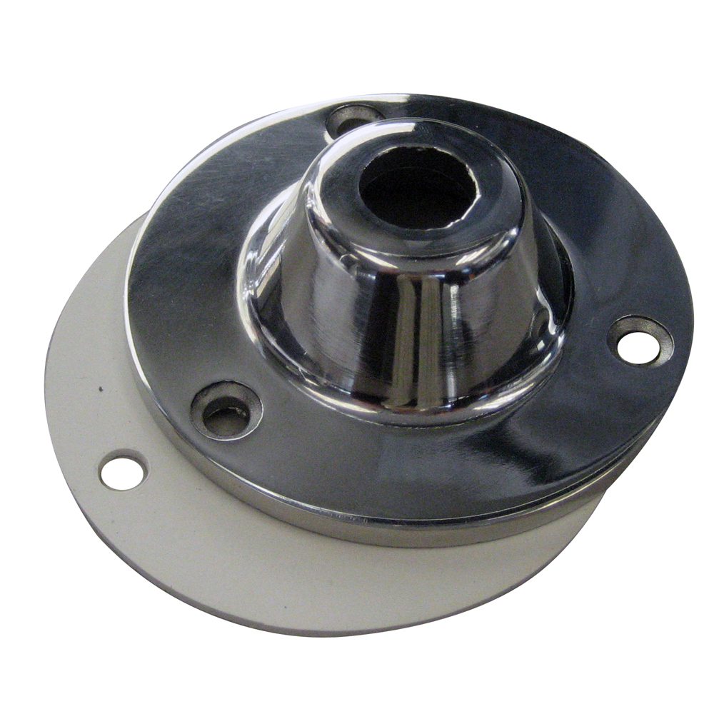 PACIFIC AERIALS SS MOUNTING FLANGE W/GASKET