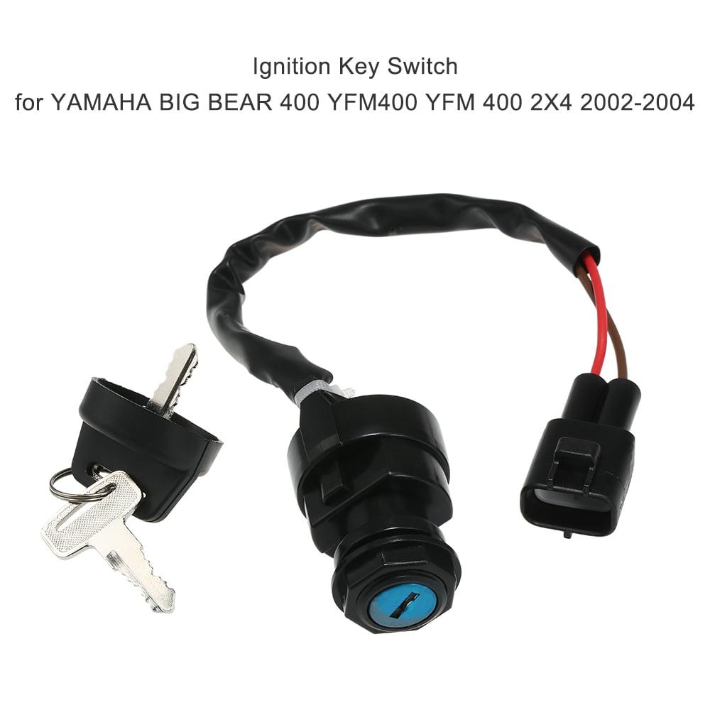 Ignition Key Switch 2000 Yamaha big bear 400 YFM400 ATV