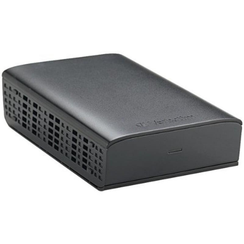 VER97580 - Verbatim 2TB Store n Save Desktop Hard Drive, USB 3.0 - Black