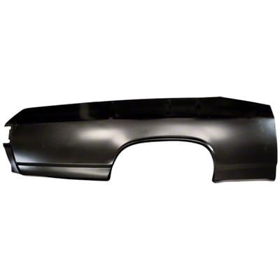 Chevy El Camino Tailgate - GMK408260068R Right Quarter Panel Skin for 1968-1972 Chevrolet El Camino