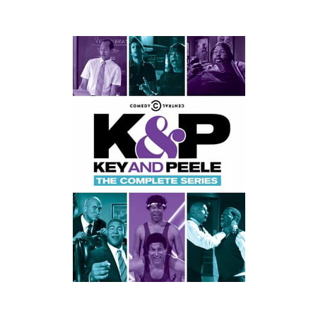Key & Peele: The Complete Series (DVD) (Best Key And Peele Sketches)