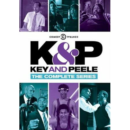 Key & Peele: The Complete Series (DVD)