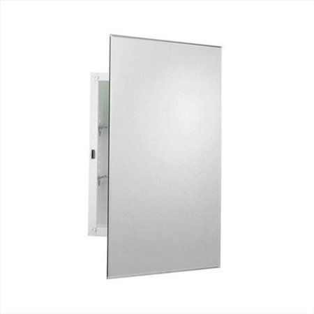 Zenith Products Mm1027 16 In Frameless Mirrored Swing