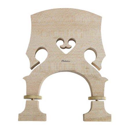 Palatino Adjustable Bridge Upright Bass 3/4-4/4 Size PV-117-B-ADJ