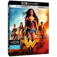 Wonder Woman (2017) (4K Ultra HD + Blu-ray + Digital HD)