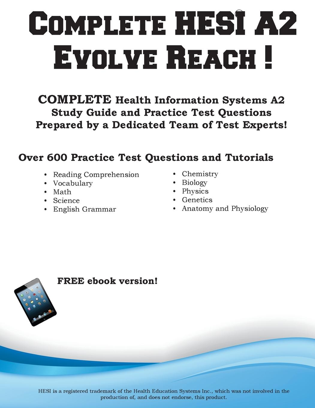 Complete HESI Evolve Reach : HESI Evolve Reach Study Guide with ...