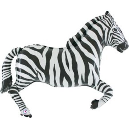 ZEBRA BLACK Stripes Jungle ZOO Safari Figure Body 43