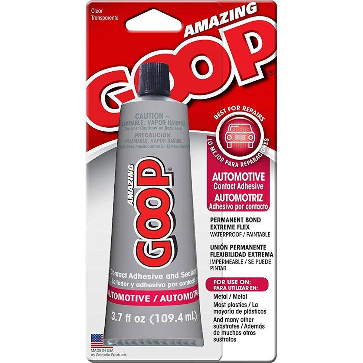 Image Result For Goop Automotive Adhesive Review