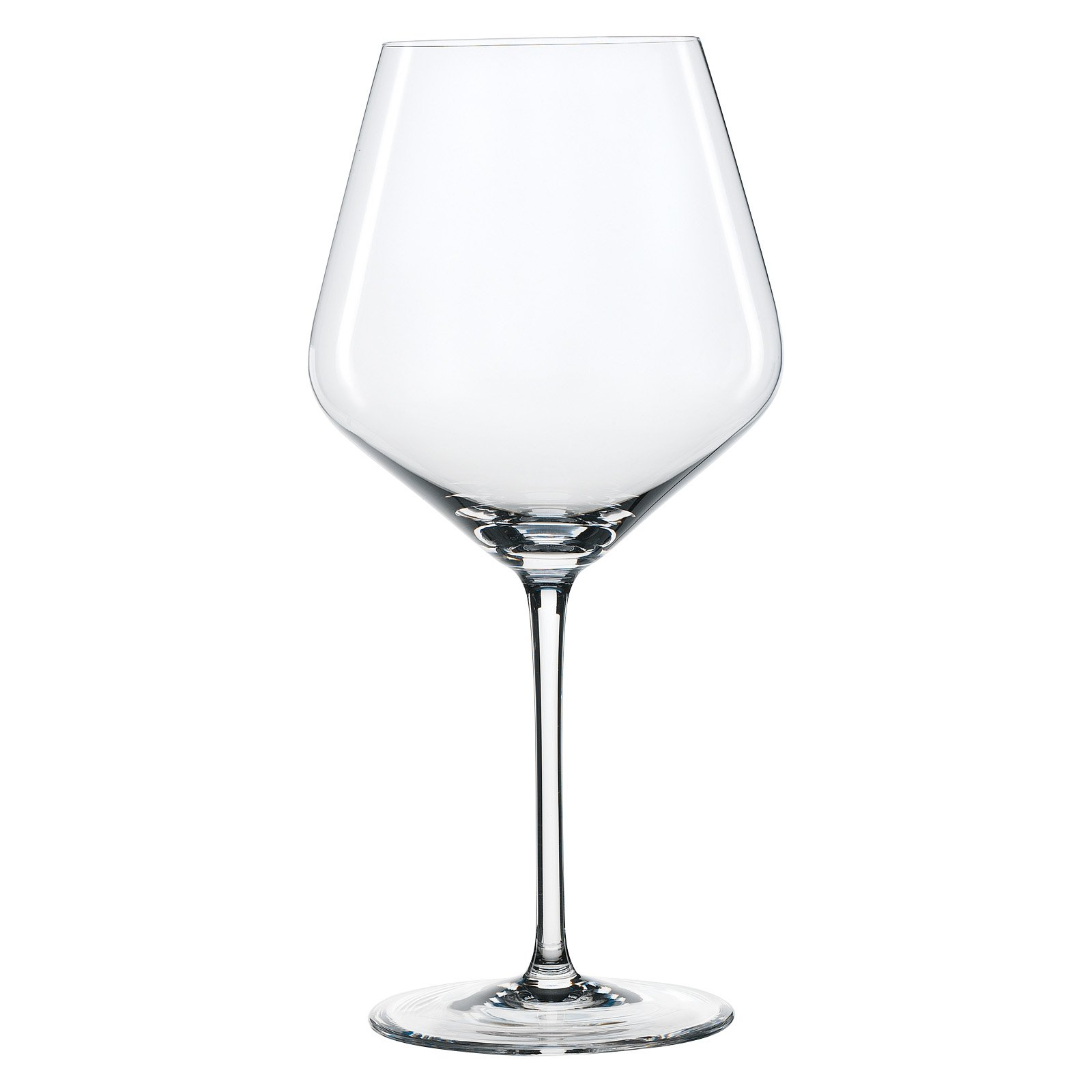 Spiegelau Style Burgundy Glass Set of 4 by
