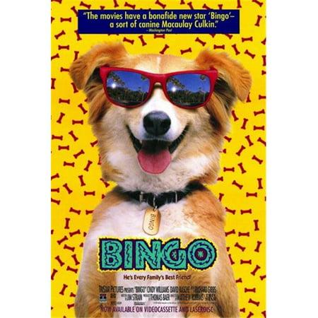 Posterazzi MOV233358 Bingo Movie Poster - 11 x 17 in. - image 1 de 1