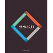 HTML & CSS: Design and Build Websites (Hardcover)