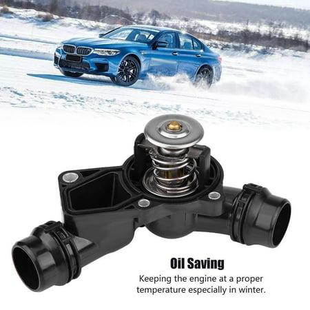 Bmw 325i Thermostat - Yosoo Thermostat with Sensor,Car Thermostat Assembly with Sensor for BMW E39 E46 Z3 Z4 X5 X3 325i 330i 525i 530i, 11537509227