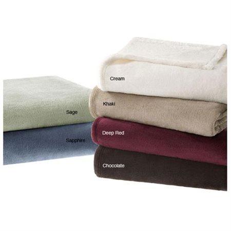 Comfort Classics Microtec Blanket