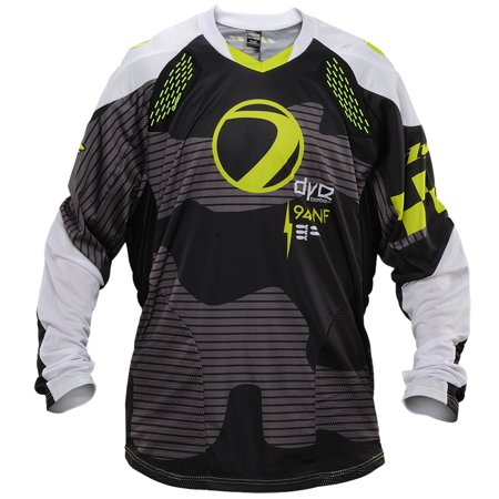 Dye Matrix C14 Paintball Jersey - Bomber Black/Lime - XXL/3XL