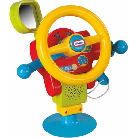 Toy Steering Wheel For Car Seat