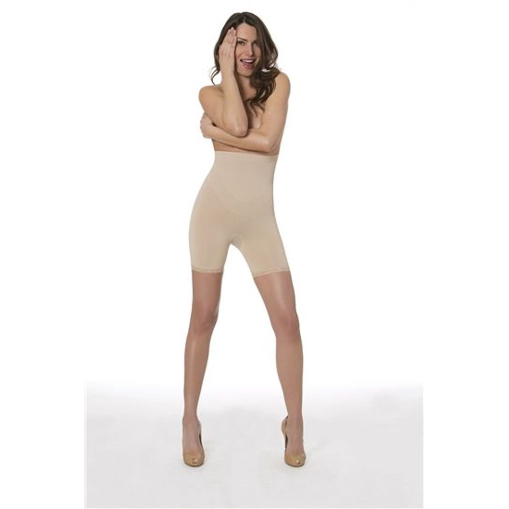 Aha Moment by N-fini Womens Lycra High-Waisted Control