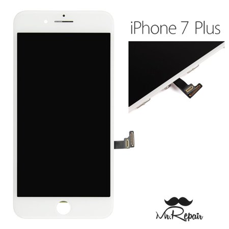 best service d1dcb ba832 White Apple iphone 7 Plus 5.5