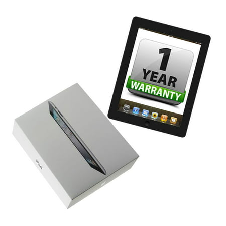 - iPad 1 Black 64GB Wi-Fi Only Open Box A-Graded with 1-Year Warranty