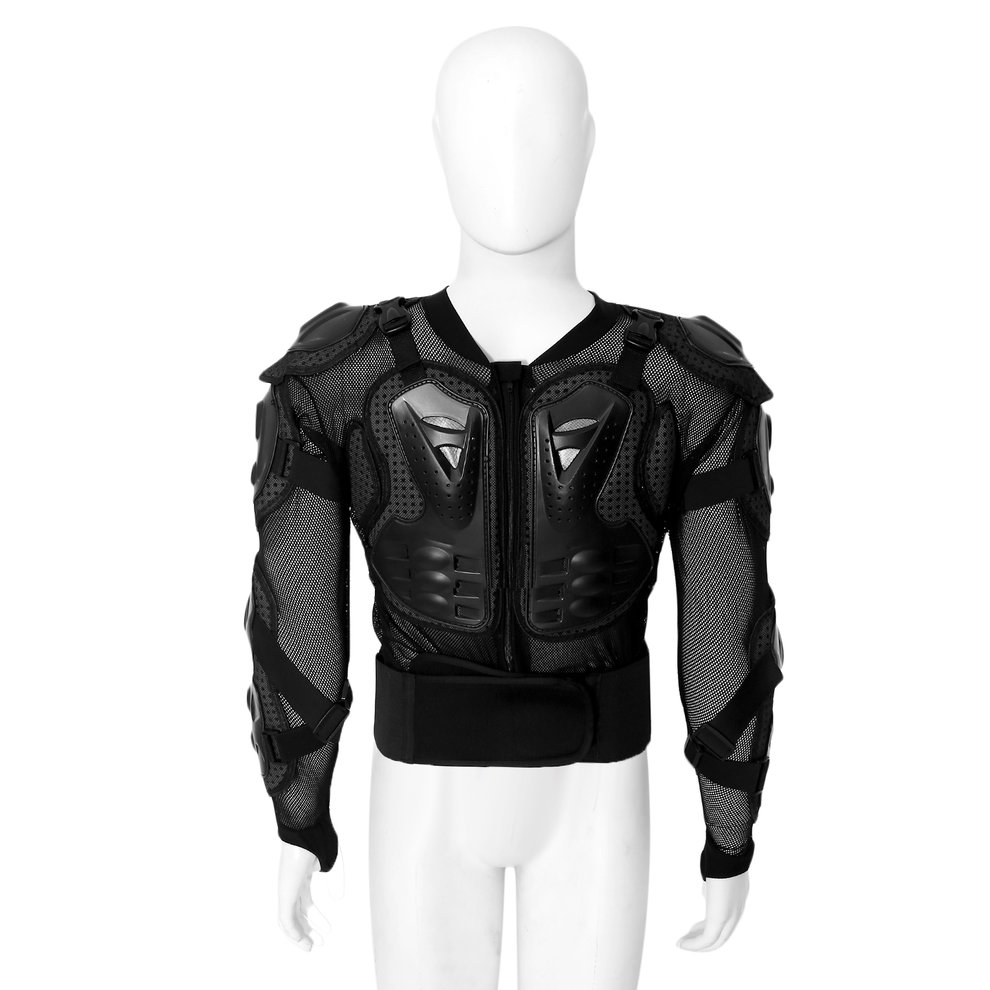 Motorcycle Motorcross Racing Full Body Armor Spine Chest Protective Jacket