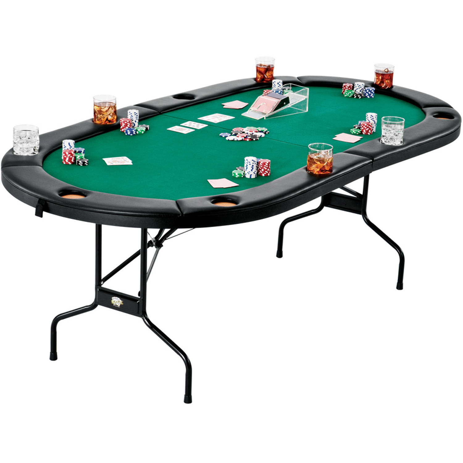 Fat Cat Texas Hold Em Table
