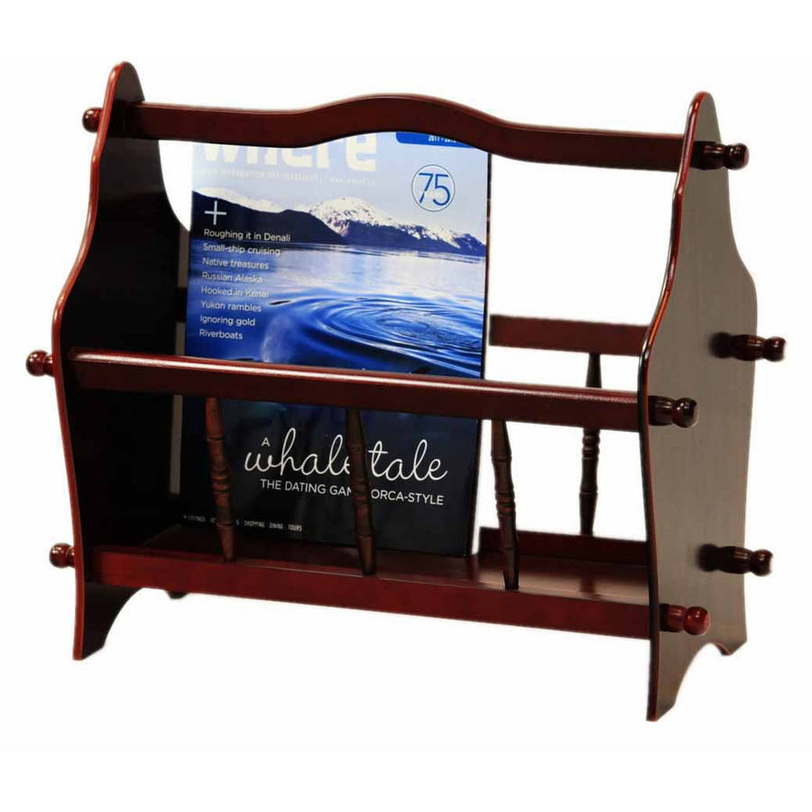 Home Craft Magazine Rack, Multiple Colors by Ore International