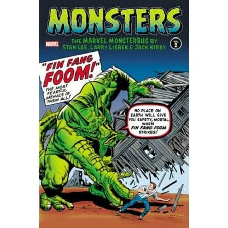 Monsters 2  The Marvel Monsterbus