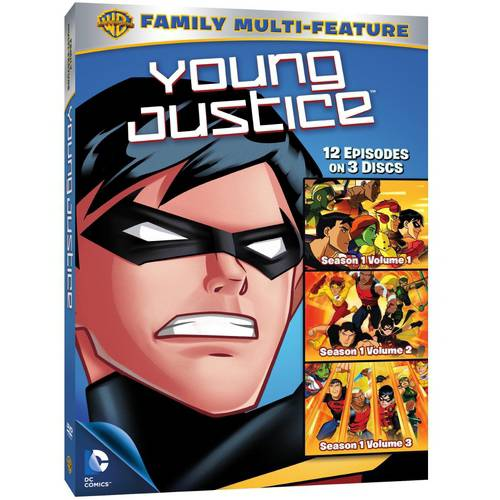 Young Justice: Season 3-Pack Of Fun (Widescreen)
