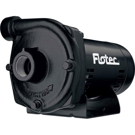 Flotec FP5542-00 Cast Iron Centrifugal Pump 1-1/2 HP, Lot of 1