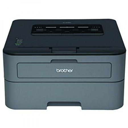 Brother HL-L2320D Compact, Personal Mono Laser Printer with Duplex