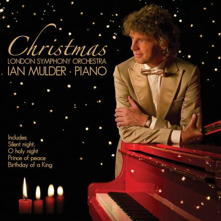 Christmas: pianist Mulder, feat. Andrea Bocelli, London Symphony - Colorado Symphony Orchestra Halloween