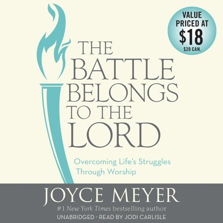 The Battle Belongs to the Lord - Audiobook