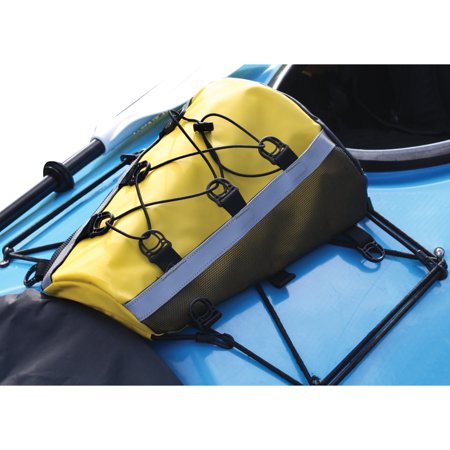 Kayak Deck Bag, Safety Yellow ()