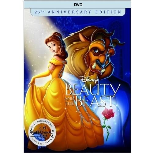 Beauty and the Beast (25th Anniversary Edition) (DVD) by Buena Vista
