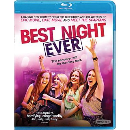 Best Night Ever (Blu-ray) (Mlp The Best Night Ever)