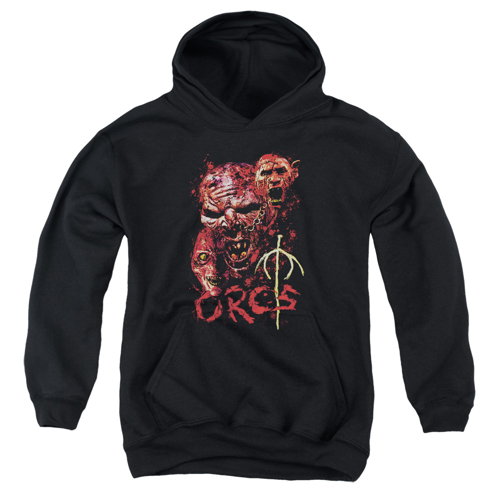 The Lord of the Rings Orcs Big Boys Pullover Hoodie
