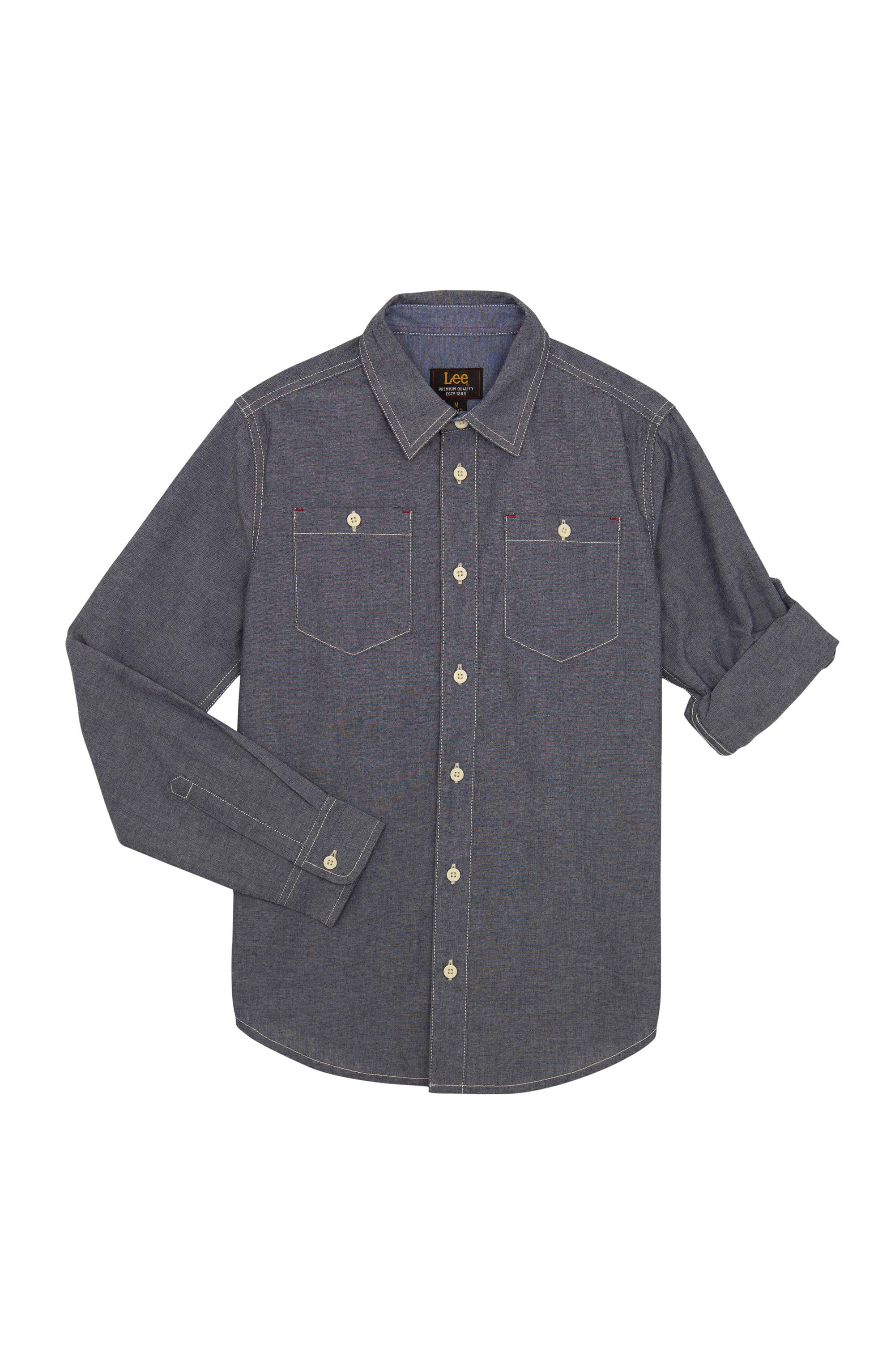 LEE Boys Big Chambray Woven