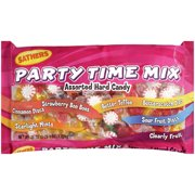 Sathers Party Time Assorted Hard Candy Mix, 36 Oz.