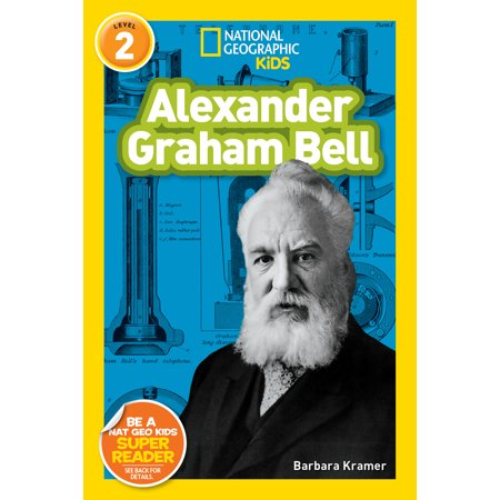 - National Geographic Readers: Alexander Graham Bell