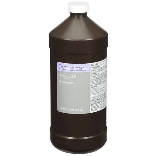 Aaron Brands First Aid Antiseptic 3% H202 Hydrogen Peroxide, 32 fl oz by Generic