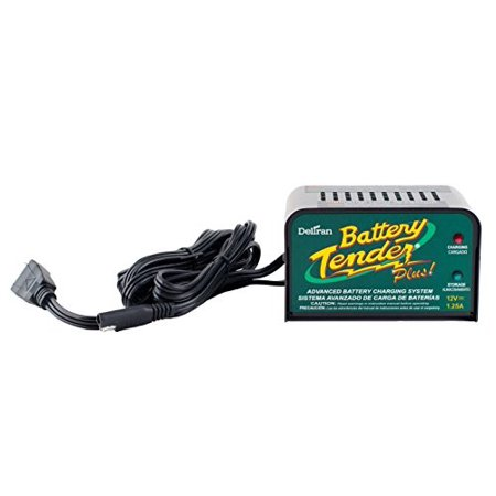 Battery Tender Plus 021 0128 1.25 Amp Battery Charger is a Smart Charger it will Fully Charge and Maintain