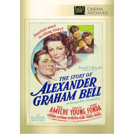 - The Story Of Alexander Graham Bell (DVD)