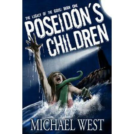 Poseidon's Children - eBook (Poseidon's Spear)