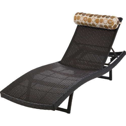 RST Brands Deco Chaise Lounge with Cushion (Set of 2)