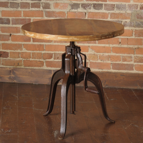 William Sheppee Mill Pub Table by William Sheppee