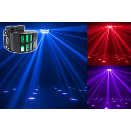 American DJ AGGRESSOR HEX LED Church Stage Design Lighting 6-Color Light Fixture