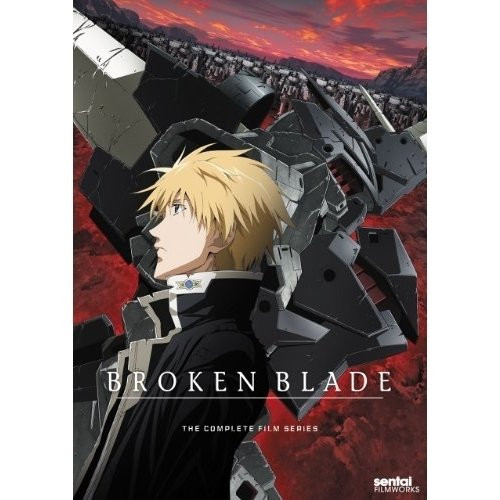 Broken Blade: The Complete Collection (Anamorphic Widescreen)